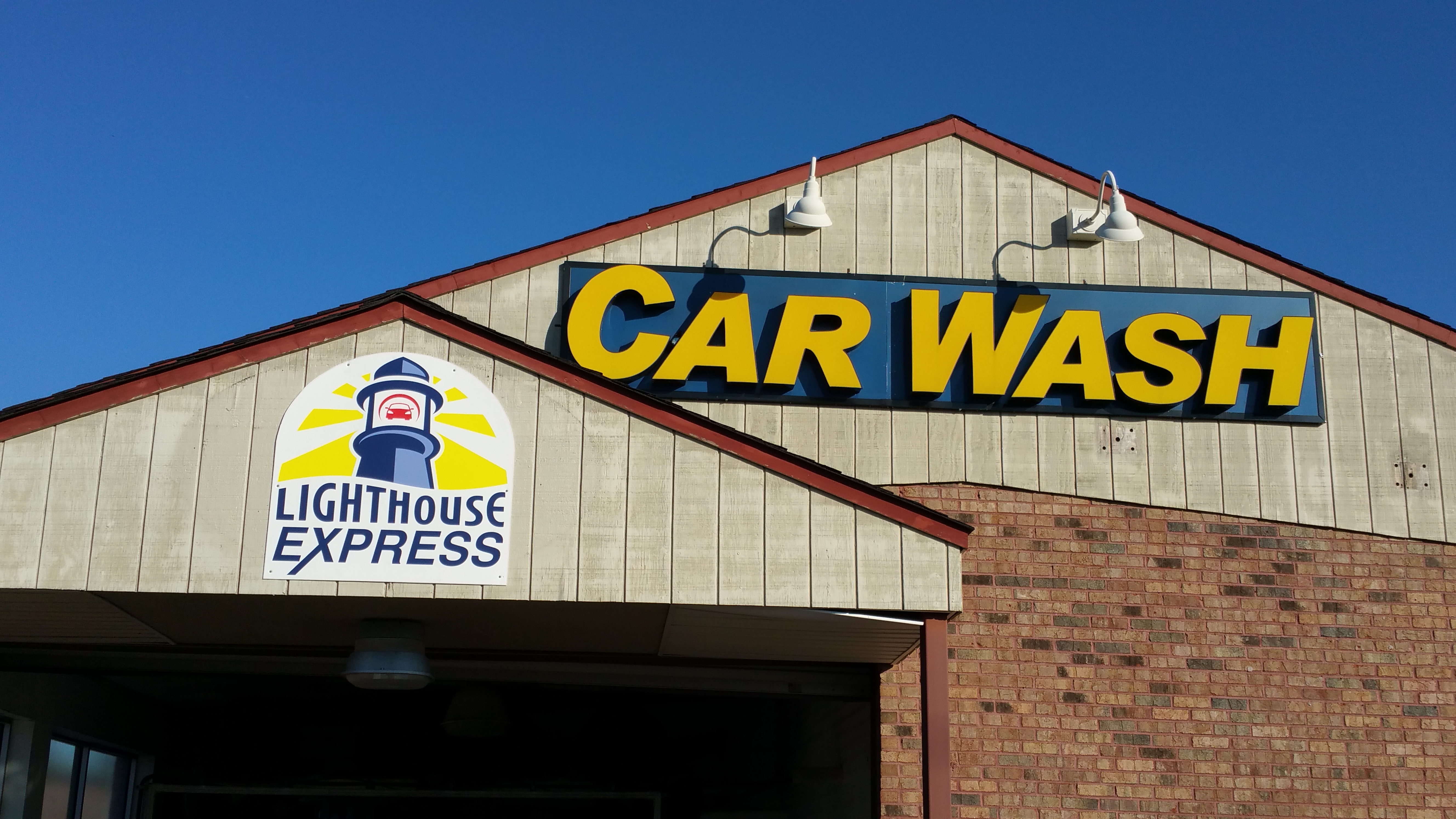 Lighthouse Express Car Wash Conyers location