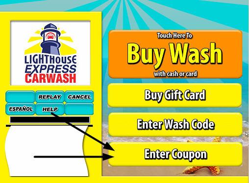 car wash coupon